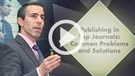 Publishing in Top Journals: Common Problems and Solutions