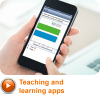 teaching and learning apps