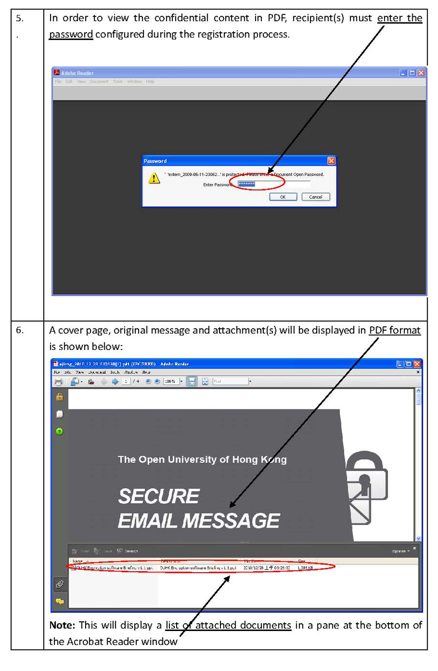 Secure Email User Guide (External recipients)
