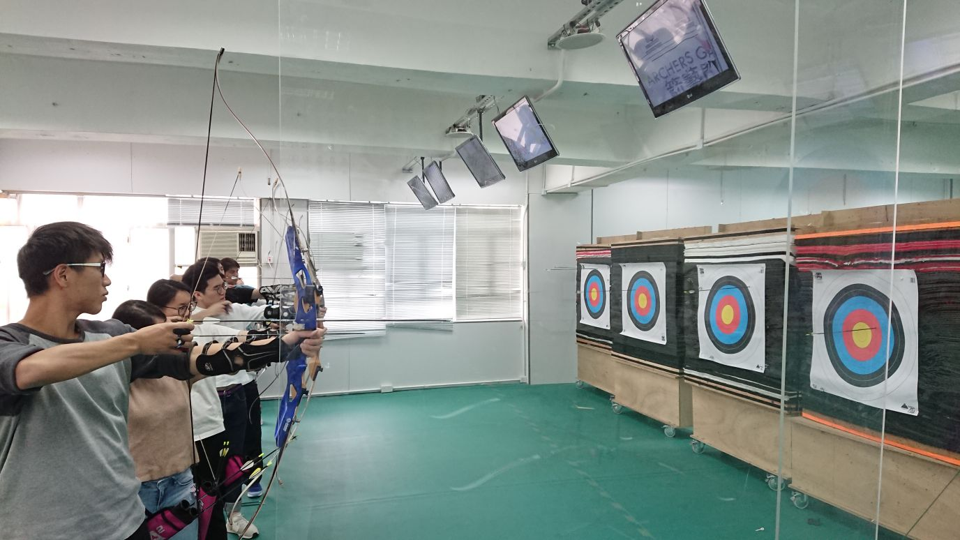 Archery Elementary Course (June – July 2018)