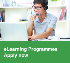 eLearning Programmes - Apply now