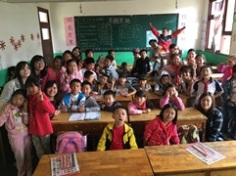 OUHK Voluntary Services and Cultural Tour in Yunnan