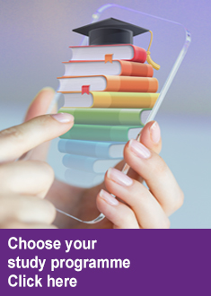 Choose your Study Programmes