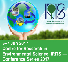 Centre for Research in Environmental Science, IRITS - Conference Series 2017