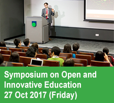 Symposium on Open and Innovative Education