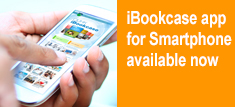 iBookcase app for Smartphone available now