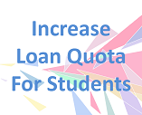 Increase of Library Loan Quota for Students