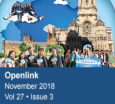 Openlink Nov 2018 Vol.27 Issue 3