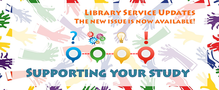 Library Service Updates -- Issue 54