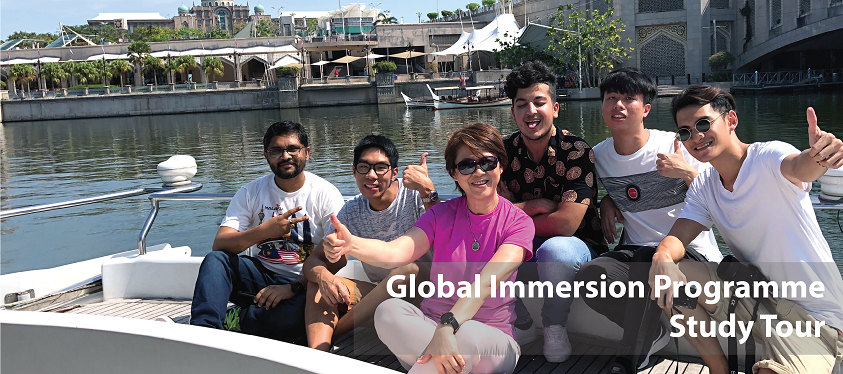 Global Immersion Programme Study Tour