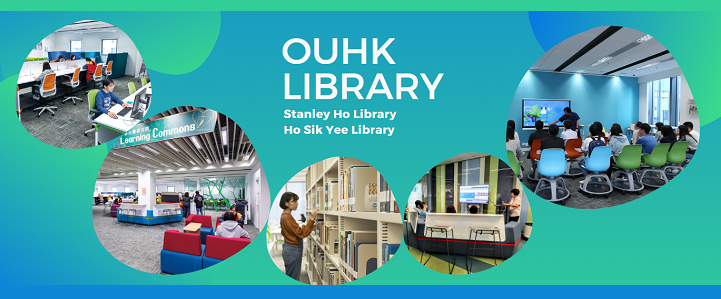 OUHK Library photos