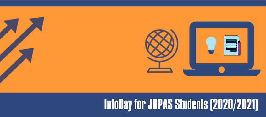 InfoDay for JUPAS Students (2020/2021)