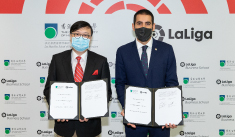 OUHK partners with LaLiga to support development of future sports leaders